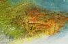 Acrylbild-auf-Leinwand-Überschwemmungsgebiet-Detail21-AbstrakteKunstDeppe