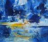 Acrylbild-auf-Leinwand-Rakel 138-Detail1-AbstrakteKunstDeppe