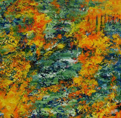 Acrylbild-auf-Leinwand-Rakel 139-AbstrakteKunstDeppe