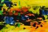 Acrylbild-auf-Leinwand-Rakel 144-Detail1-AbstrakteKunstDeppe