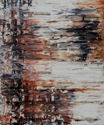 Acrylbild-auf-Leinwand-Rakelkunst-Rakel 115-AbstrakteKunstDeppe