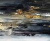 Acrylbild-auf-Leinwand-Rakelkunst-Rakel 71-Detail3-AbstrakteKunstDeppe