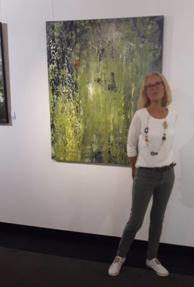Abstrakte Malerei | Abstrakte Kunst Lonny Deppe